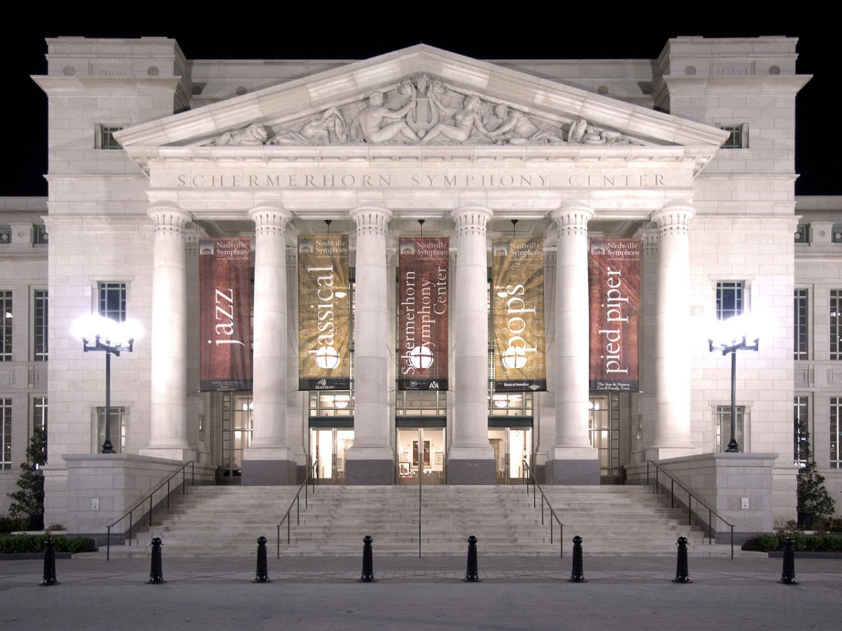 Facts About Nashville's Schermerhorn Symphony Center
