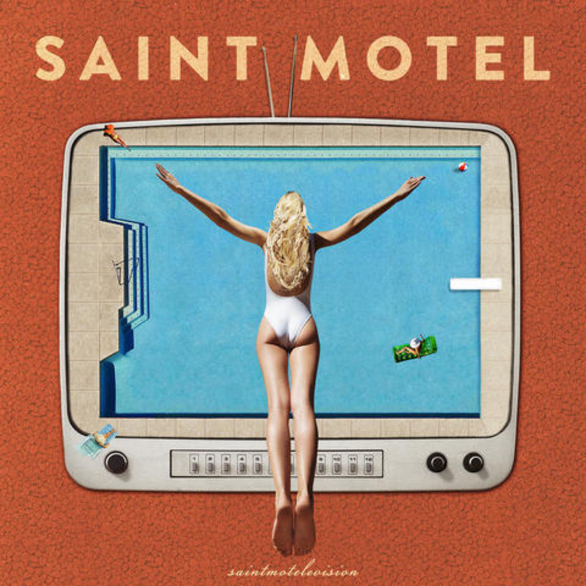 Album Review: Saintmotelevision by Saint Motel