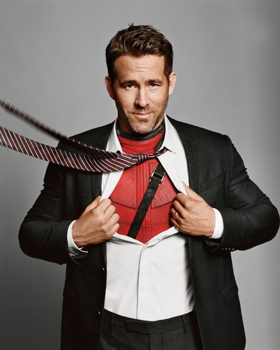 Ryan Reynolds (October 23,1976)