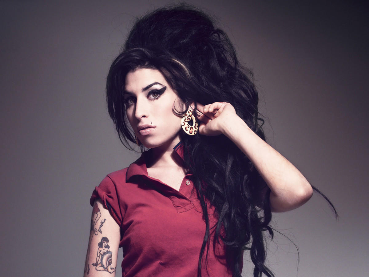 Amy Winehouse's