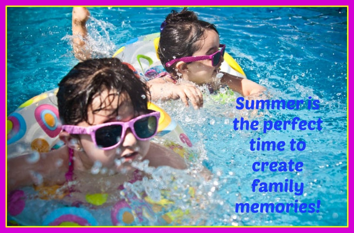 8 Fun Things to Do With Your Kids in Summer