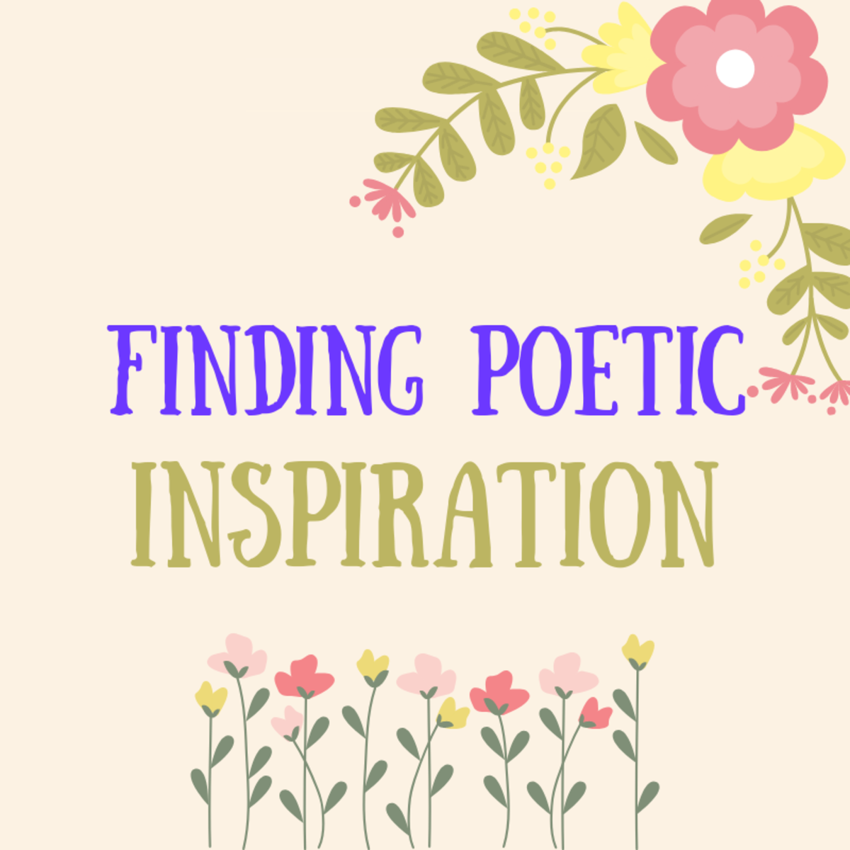 10 Places to Find Poetic Inspiration