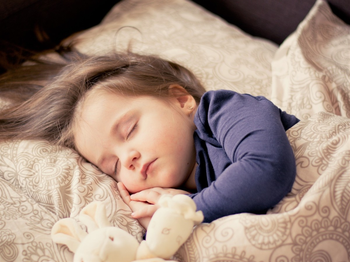 Follow these tips to get you sleeping like a baby