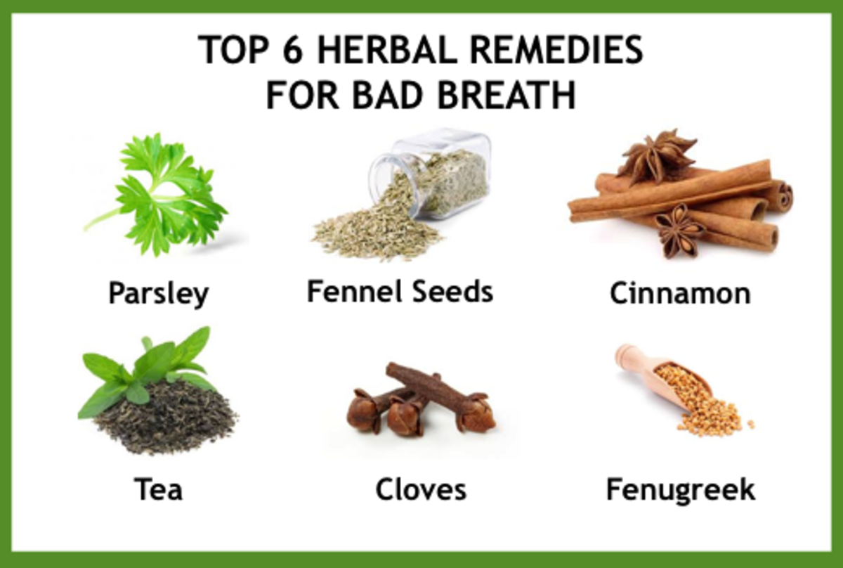 Natural remedies for bad breath that may bring all the relief you need.