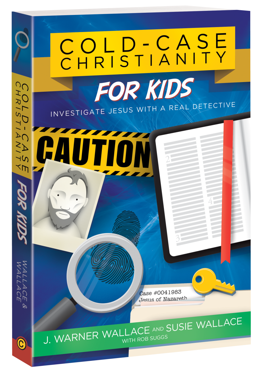 Book Review: Cold Case Christianity for Kids