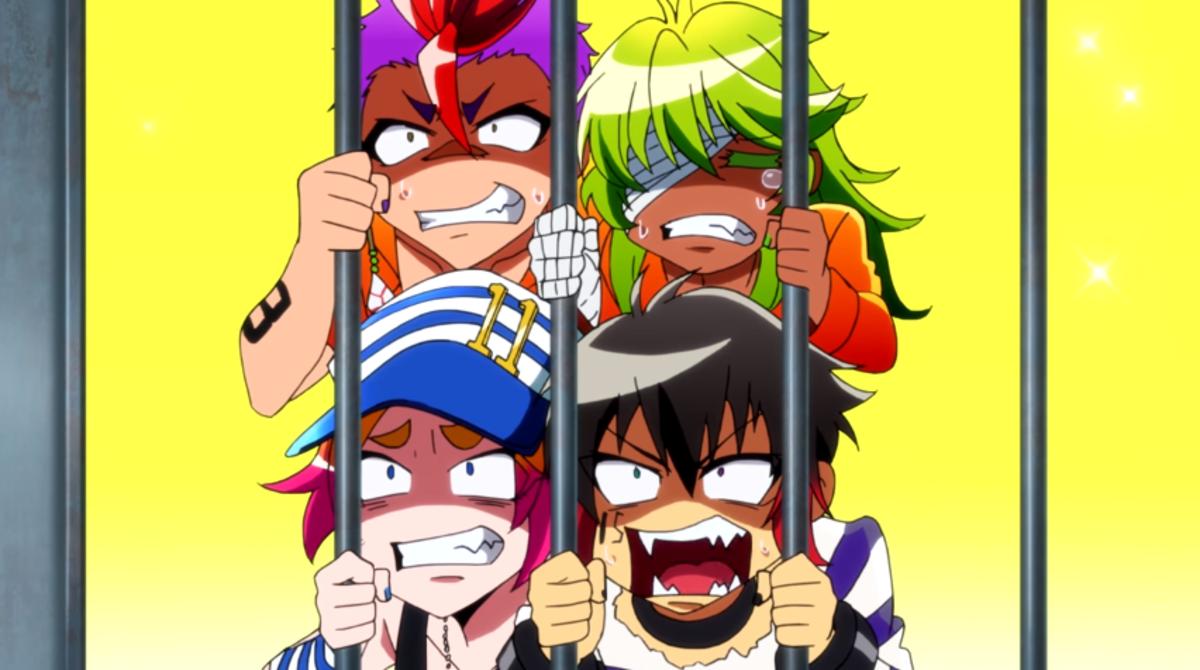 10 Anime Like Nanbaka