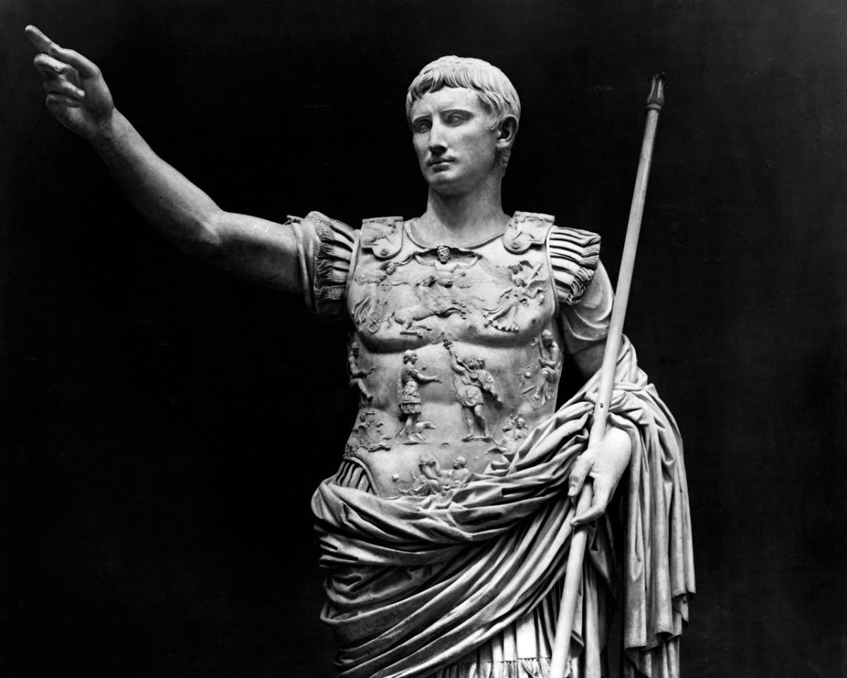 Analyzing How Augustus (Gaius Octavius) Dominated and Consolidated His Power Over Ancient Rome