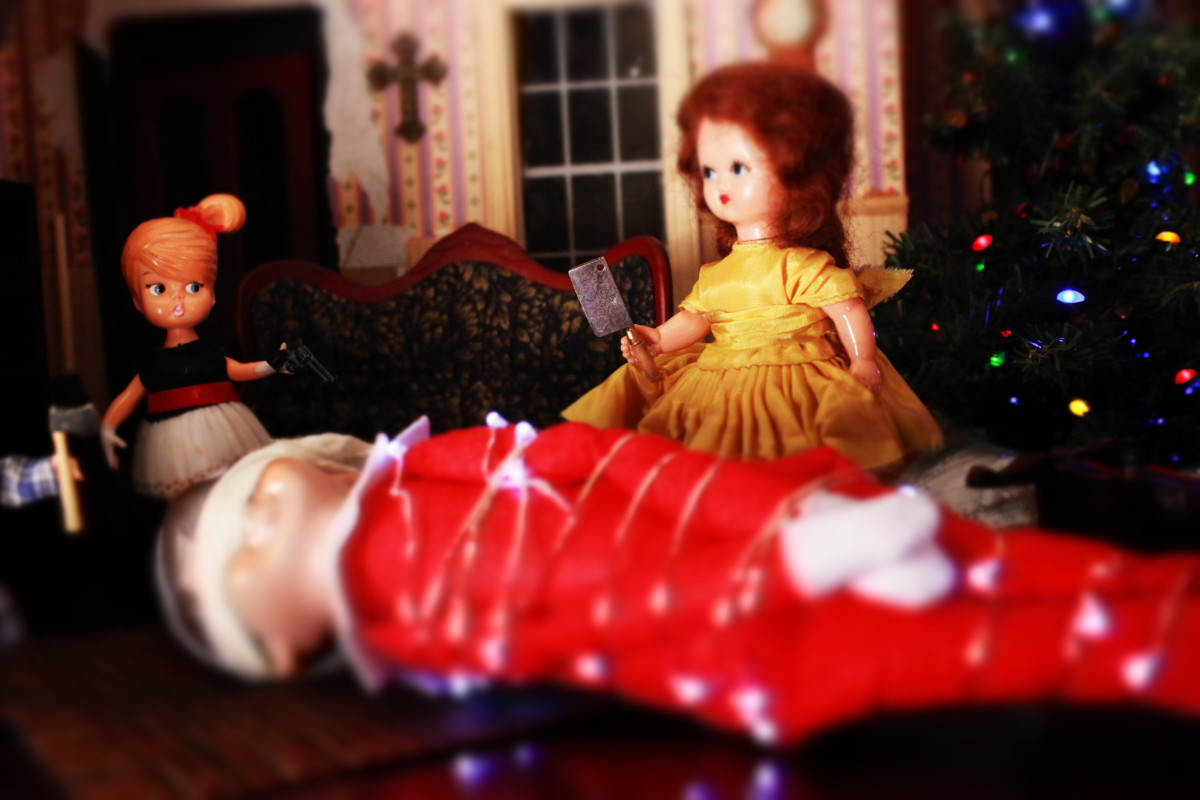Elf on a Shelf: Express Route to Childhood Trauma