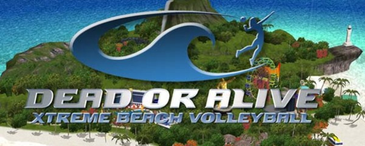 """Dead or Alive Xtreme Beach Volleyball"""