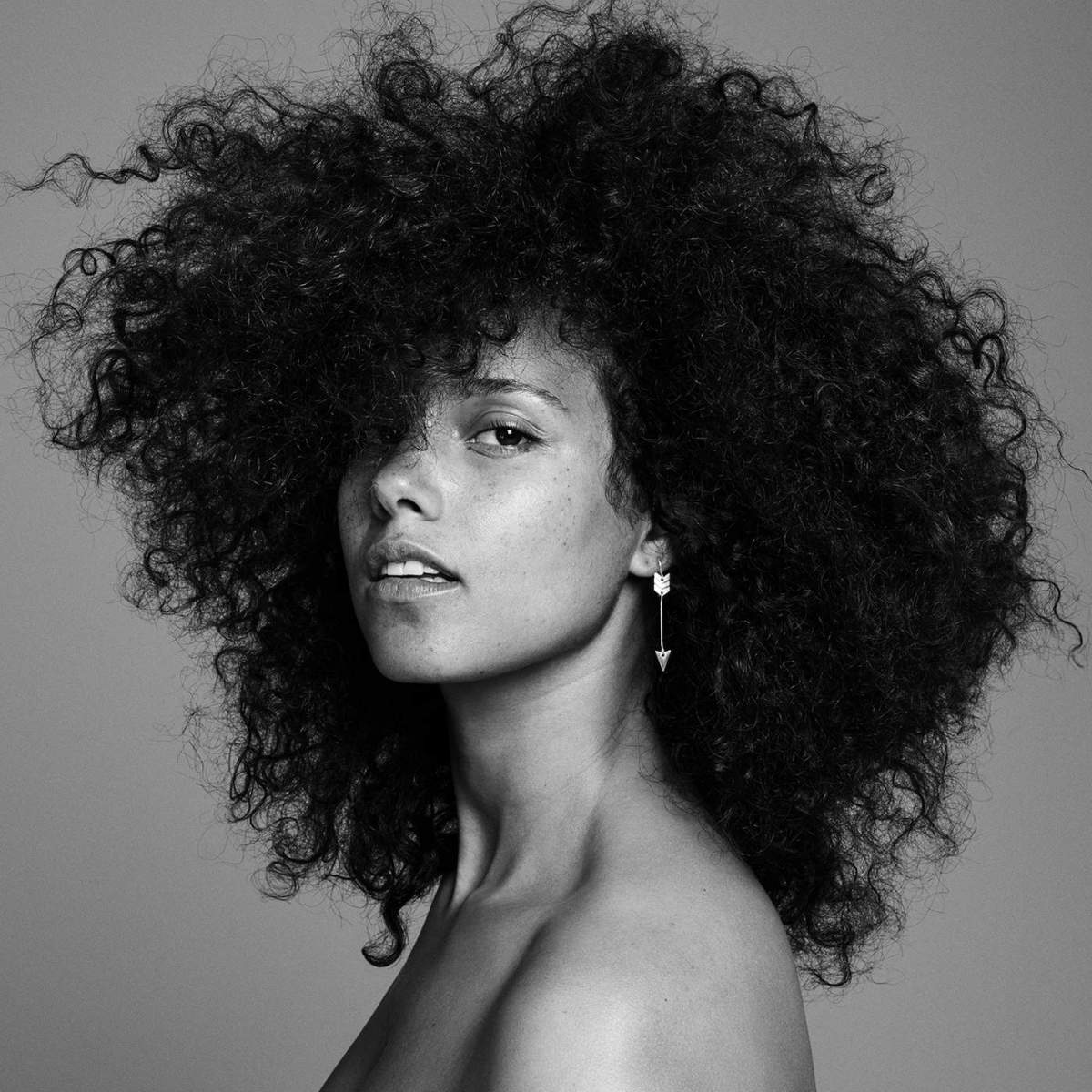 "Review: Alicia Keys' Album, ""HERE"""