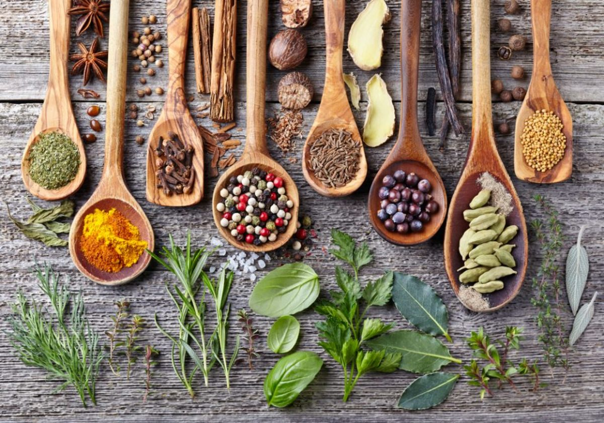 Spices are thermogenic, meaning that they naturally increase your metabolism.