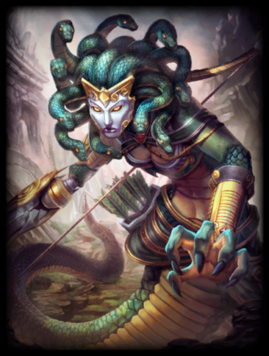 Mastering the Gods of Smite: A Basic Guide to Medusa