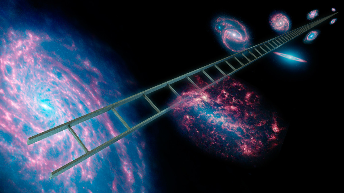 What Are Some Problems With Finding the Age of the Universe? the Trouble With Hubble's Constant