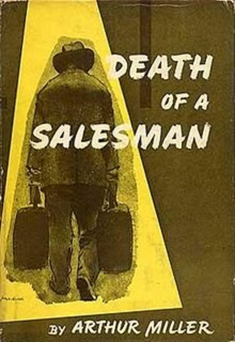 in death of a sman willy l is tragic not merely a fool  death of a sman book cover