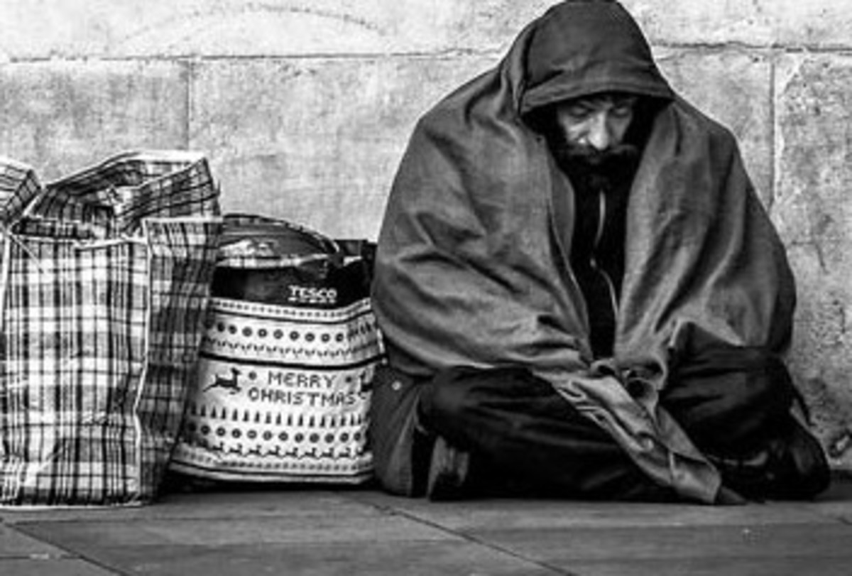 The Environmental Anthropology of Homelessness