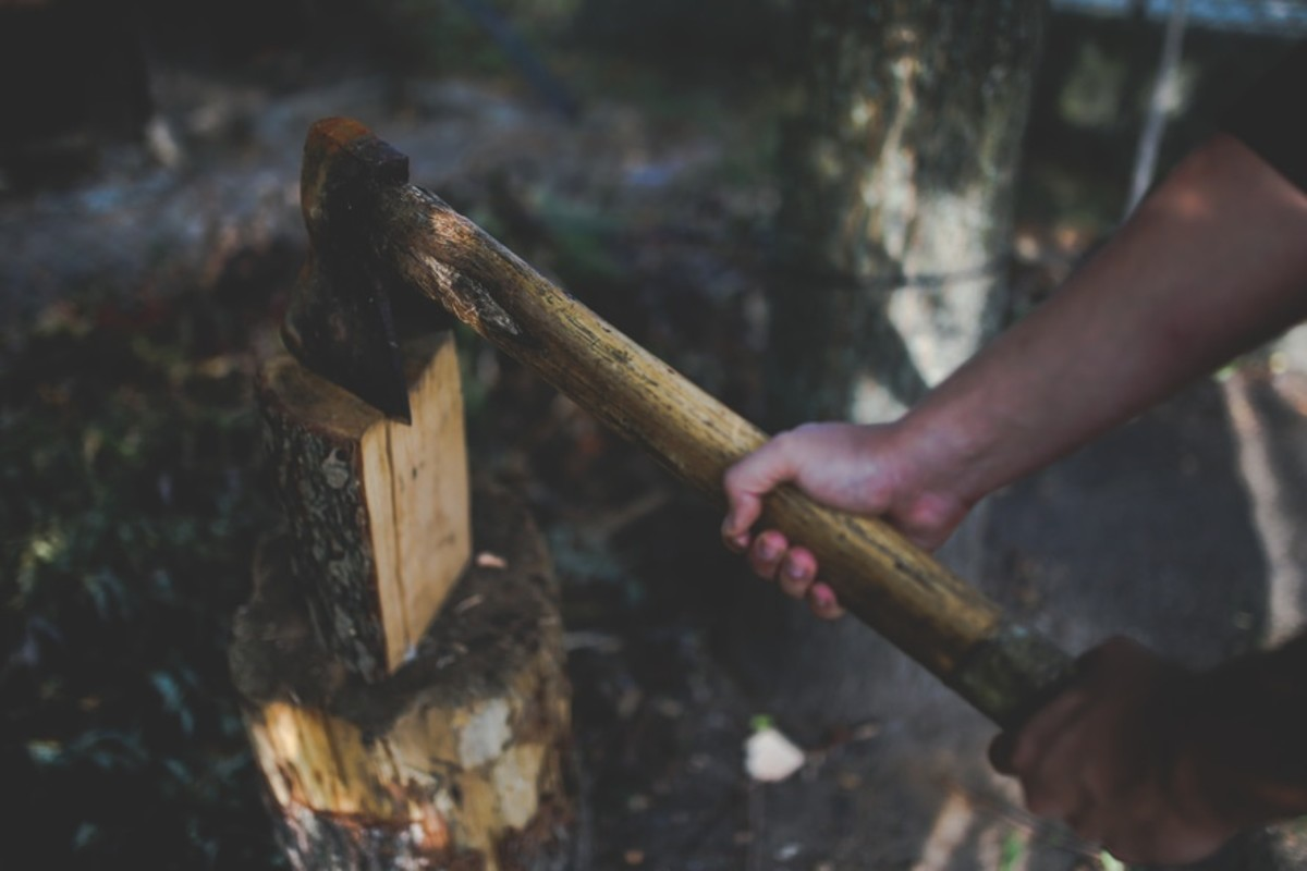 Five Critical Qualities for Your Camp Axe