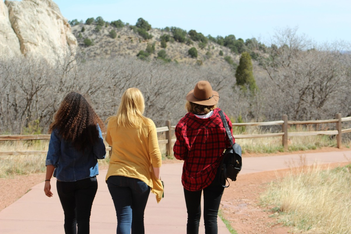 Asking your friends and family to help you implement gradual changes in your life will make the path to success much more enjoyable. For example, starting a walking group with your friends is a great way to get healthy and boost your social life!