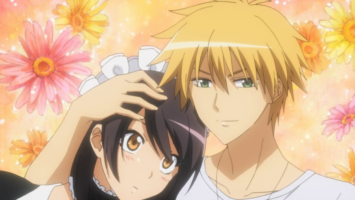 "10 Anime Like ""Kaichou wa Maid-sama!"""