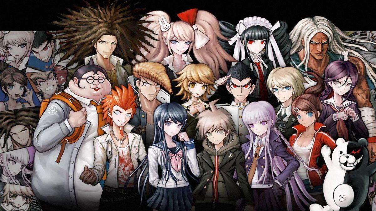 "10 Anime Like ""Danganronpa"""