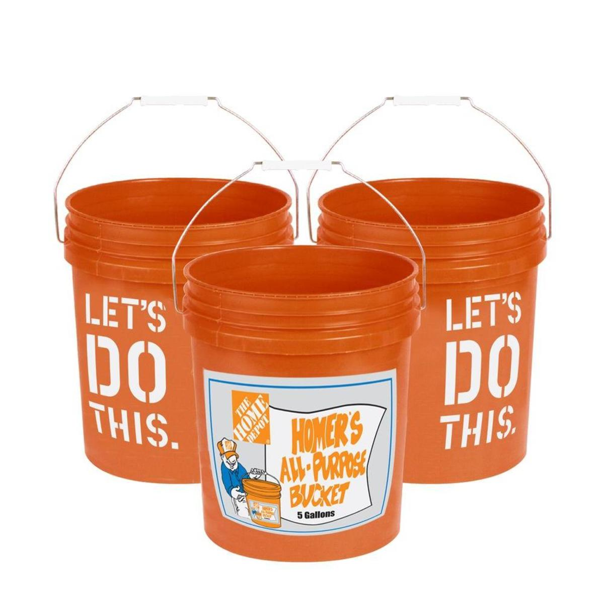 Try Gift Buckets Instead of Gift Bags for Holidays, Birthdays, & More