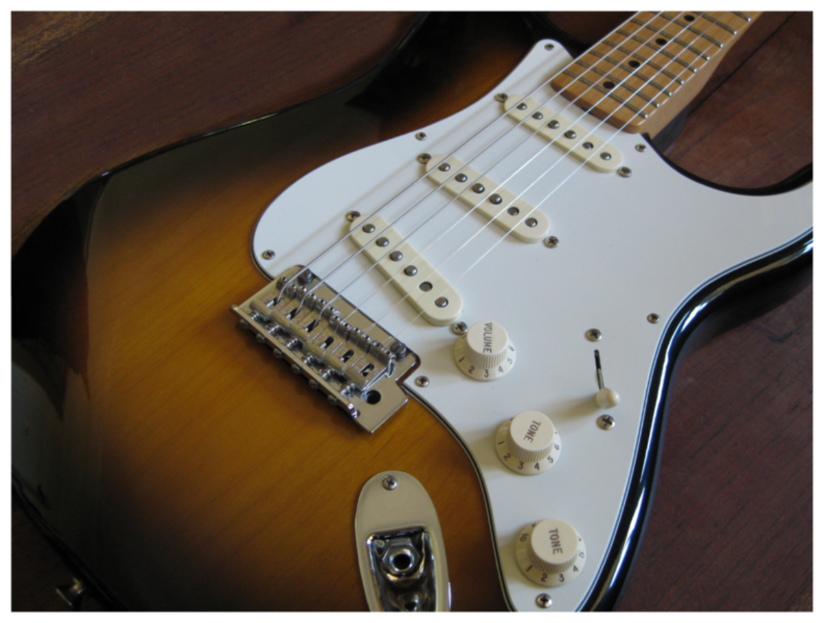 Is the Fender Stratocaster the greatest electric guitar of all time?