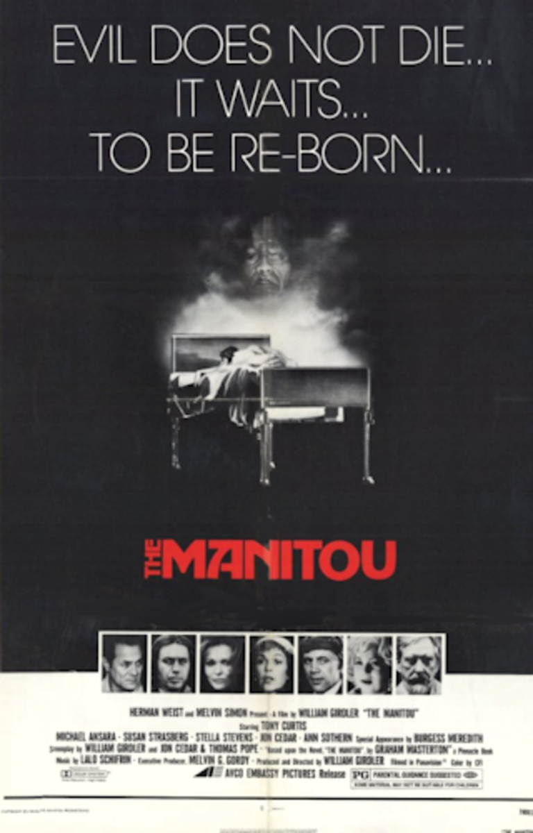 Movies You Love to Hate #2: The Manitou (1978)