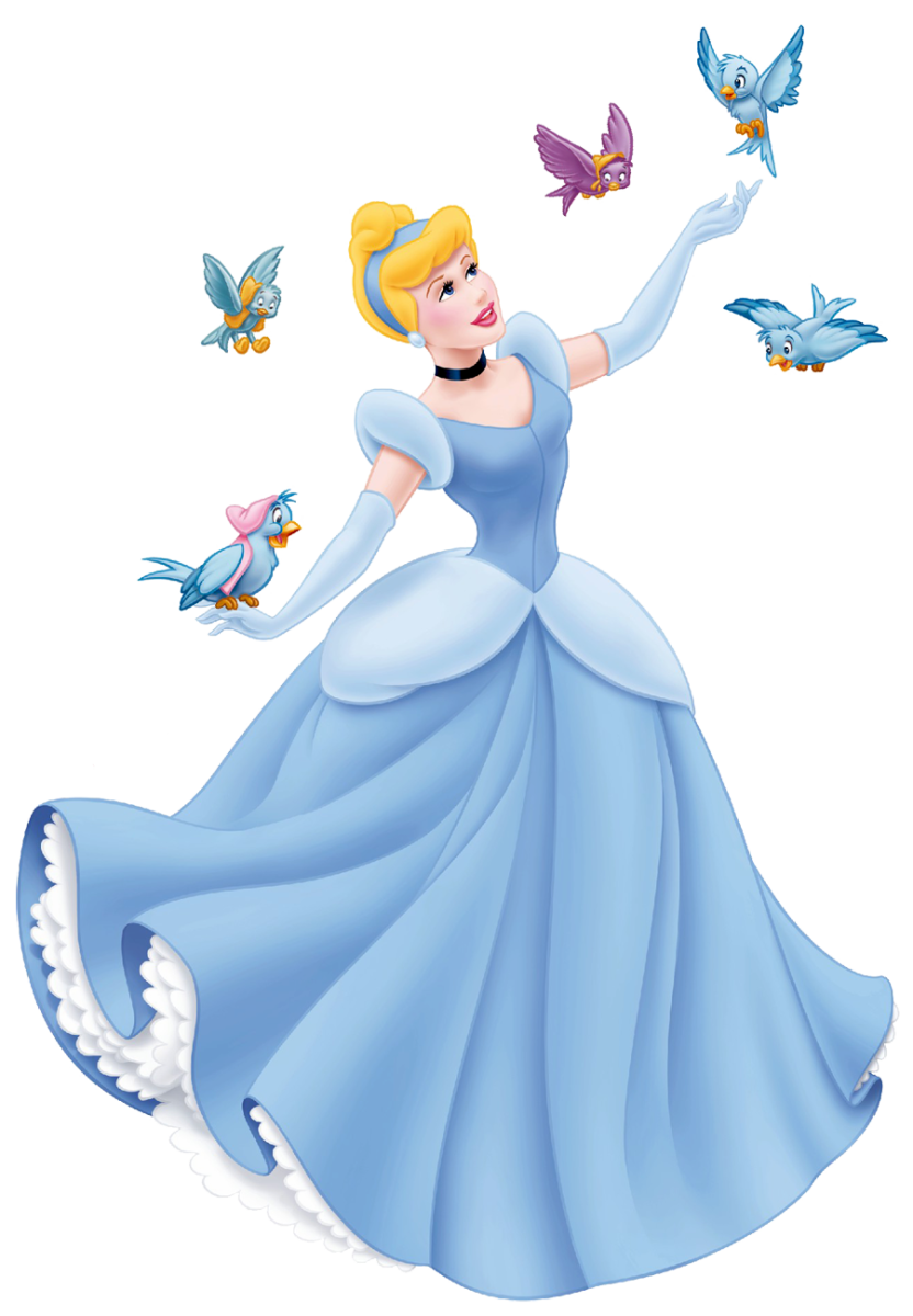 The Top Ten Disney Princesses