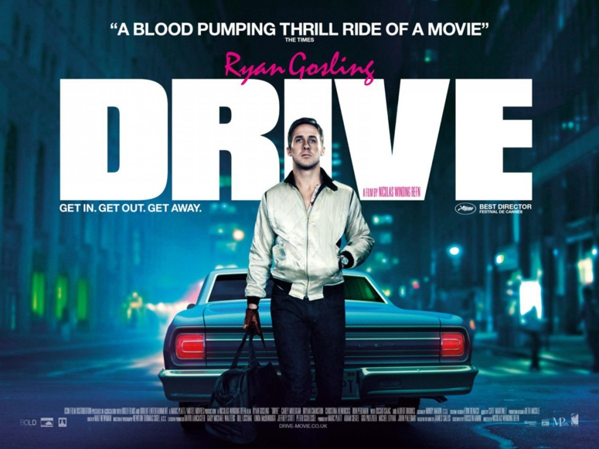 """Drive"" Movie Review"