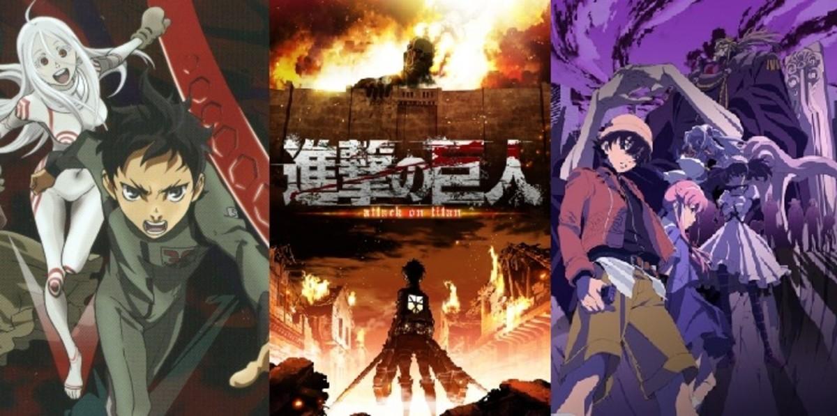 Top 10 Best Survival Anime