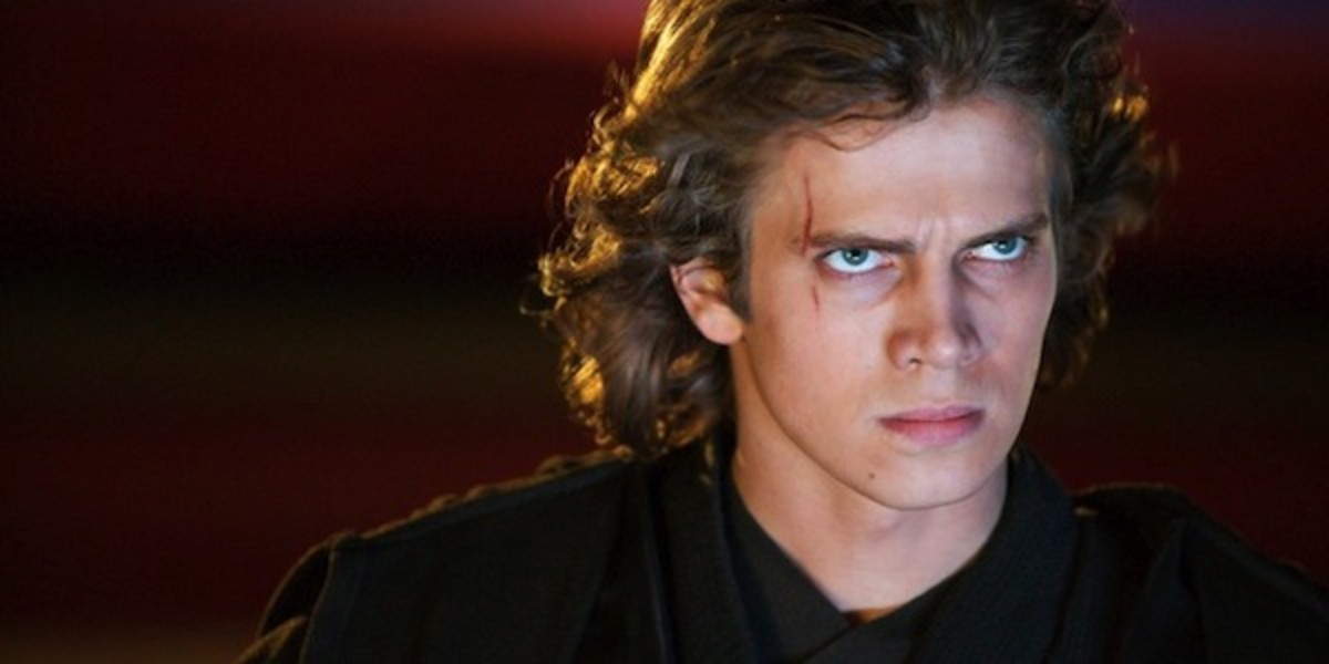 In Defense of Hayden Christensen as Anakin