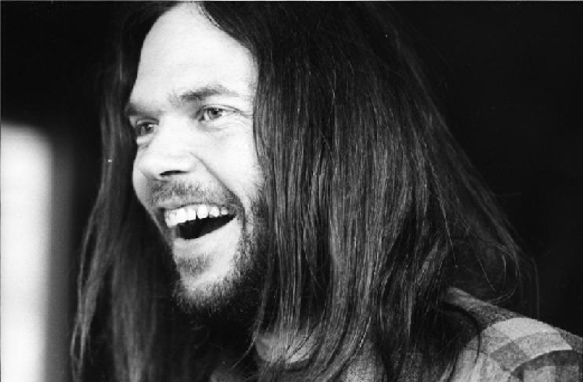 Neil Young Neither Rusted Nor Faded Away