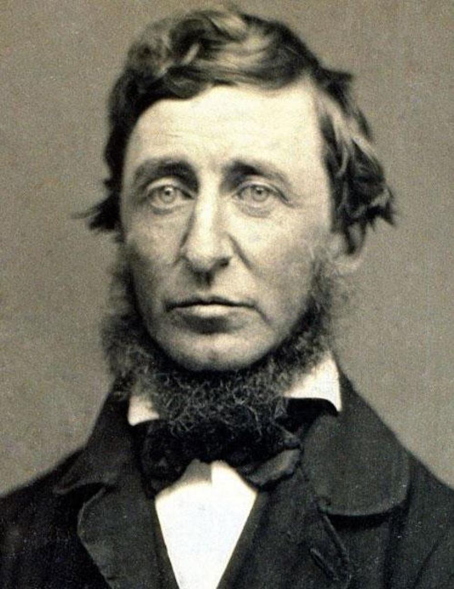 Henry David Thoreau's