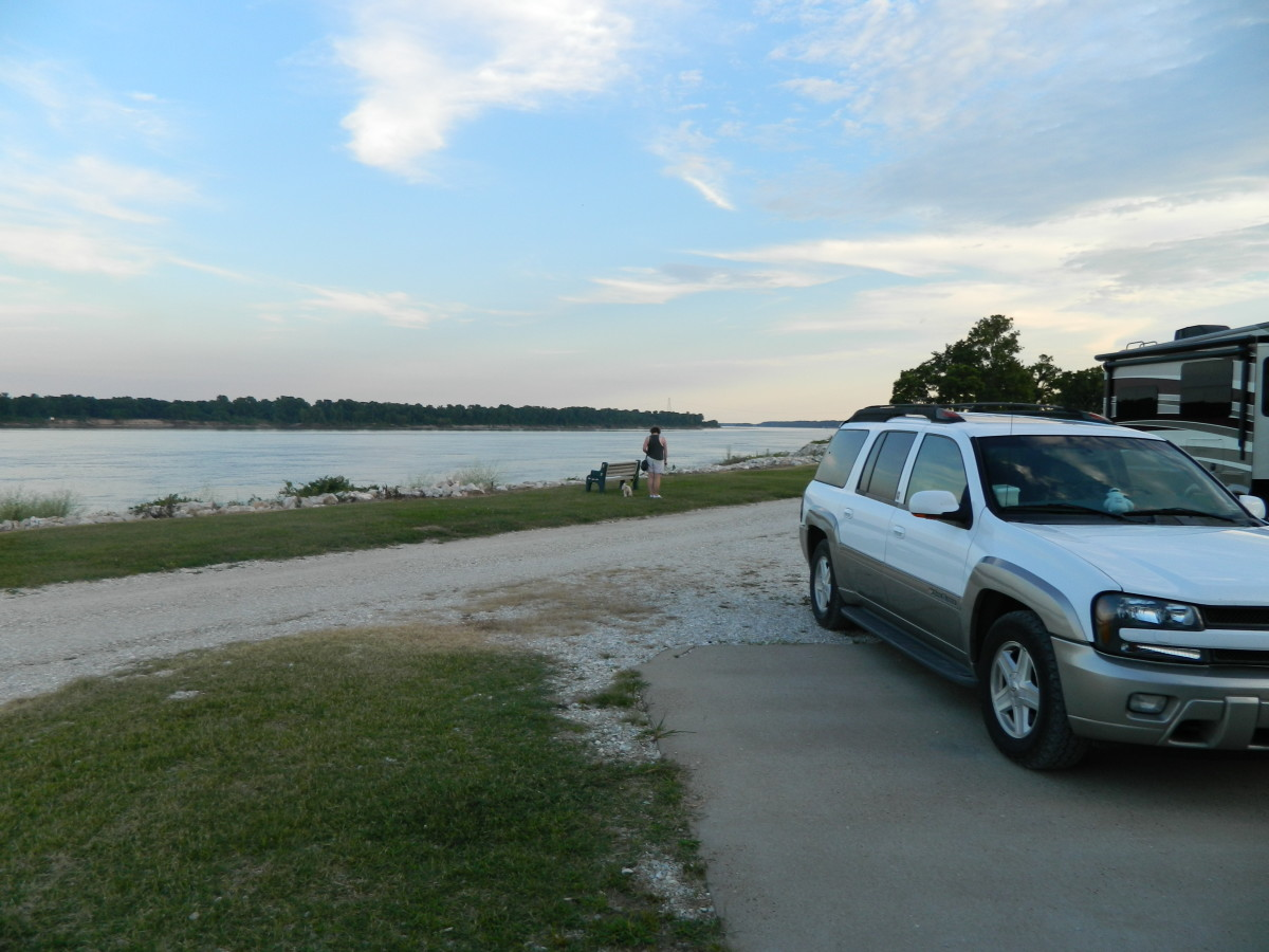 Beginning RVing: Our Florida Road Trip and Four RV Parks