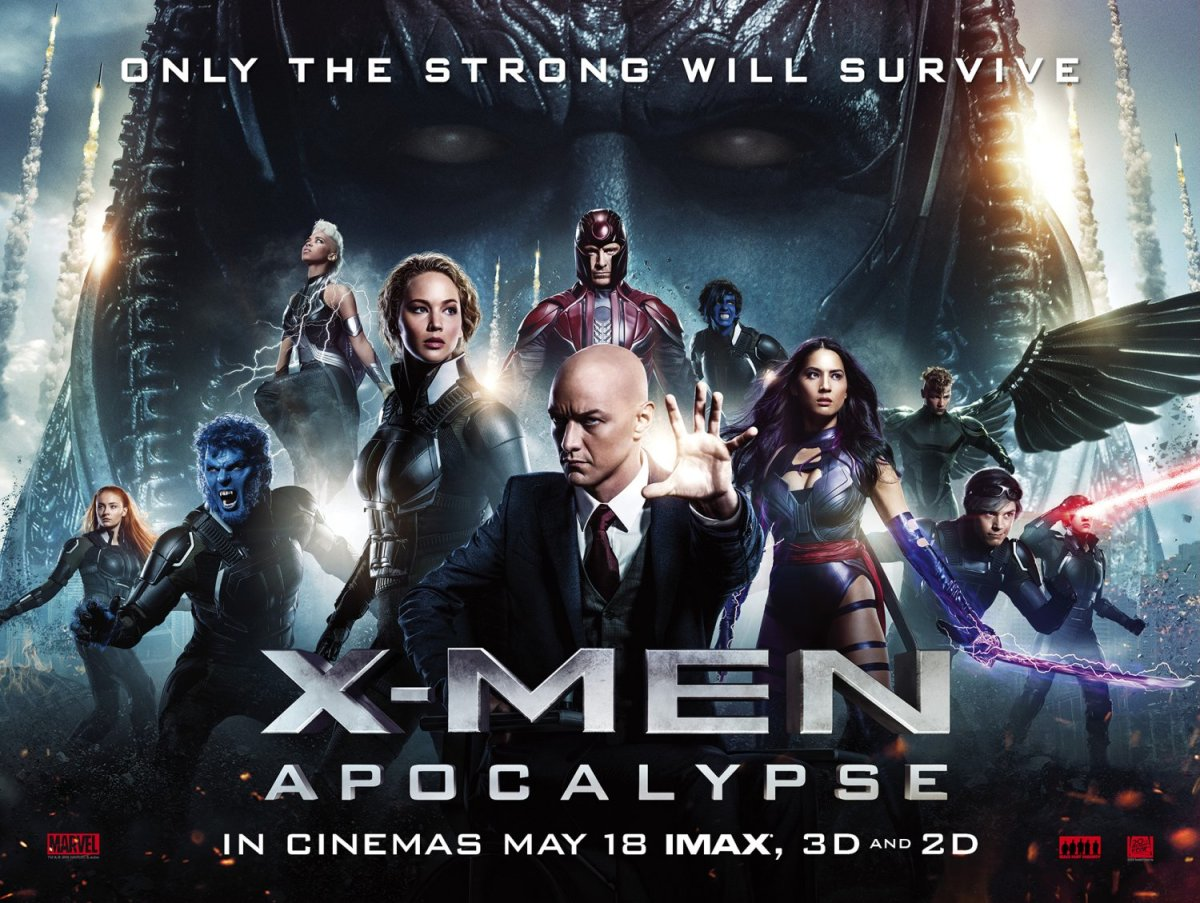 Movie Review: X-Men Apocalypse (Spoiler Free)