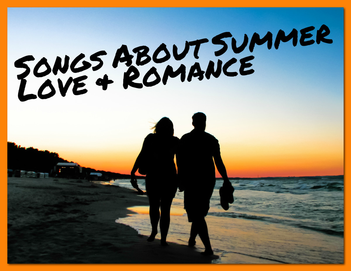 As carefree summer days lend themselves to romance, celebrate the magic of summer love with a custom playlist.  We have rock, pop, country and classic tunes to get you started.