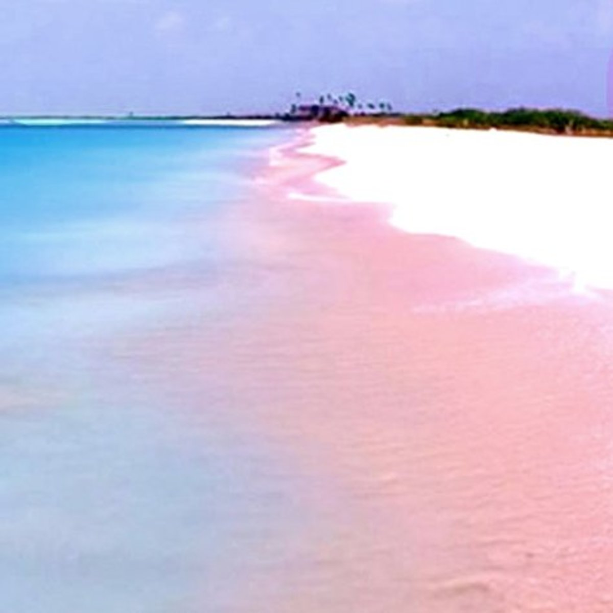 10 Beaches of Unusual Colour
