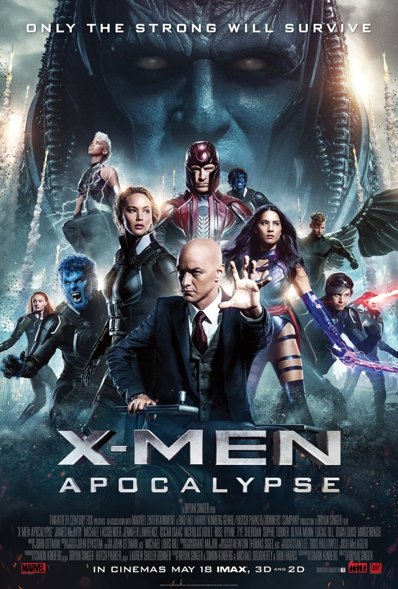 X-Men - Apocalypse: Review