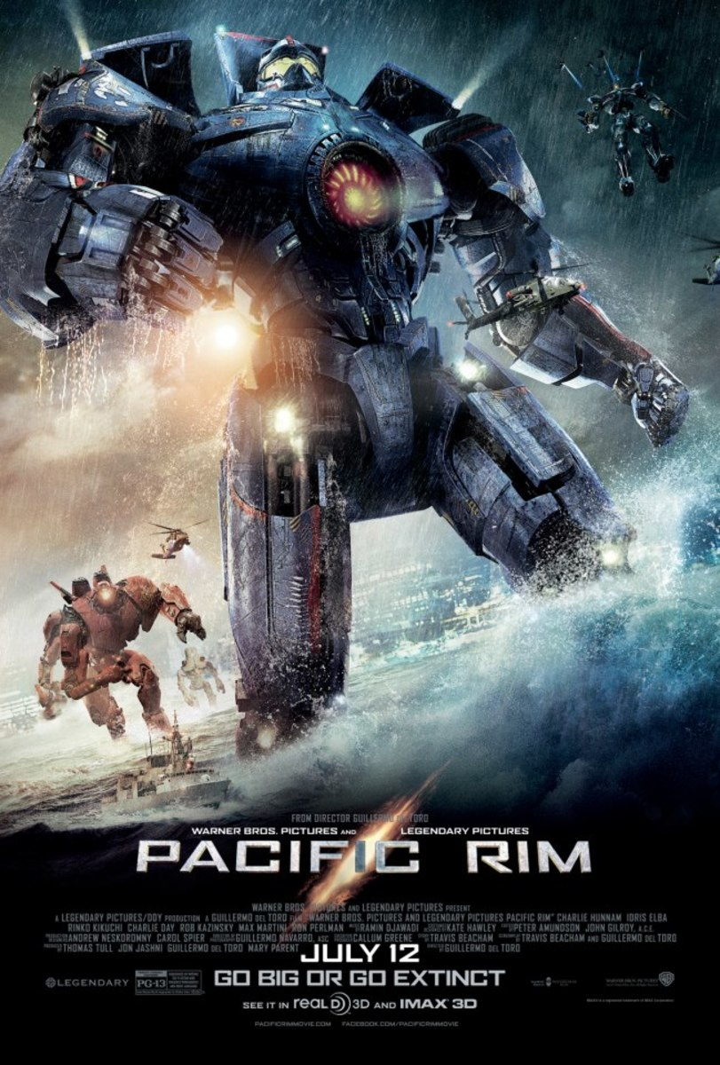 Pacific Rim: A Stupidly Awesome Movie