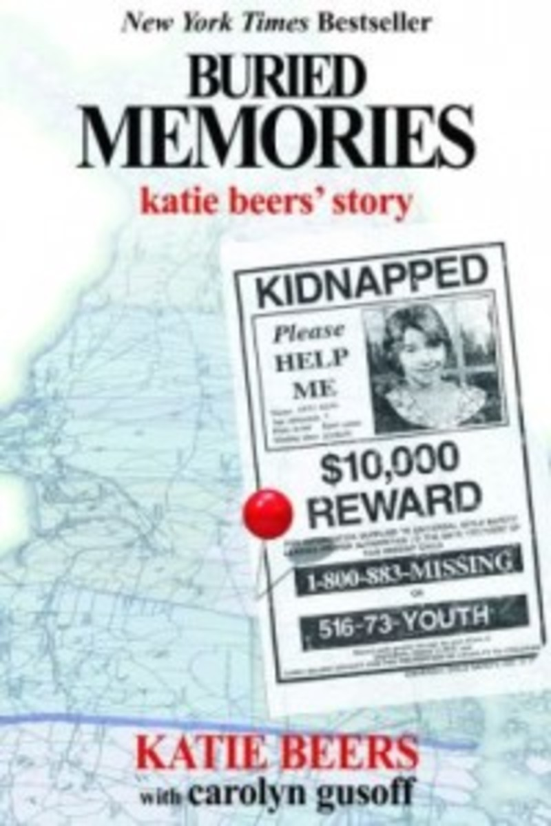 Buried Memories by Katie Beers and Carolyn Gusoff