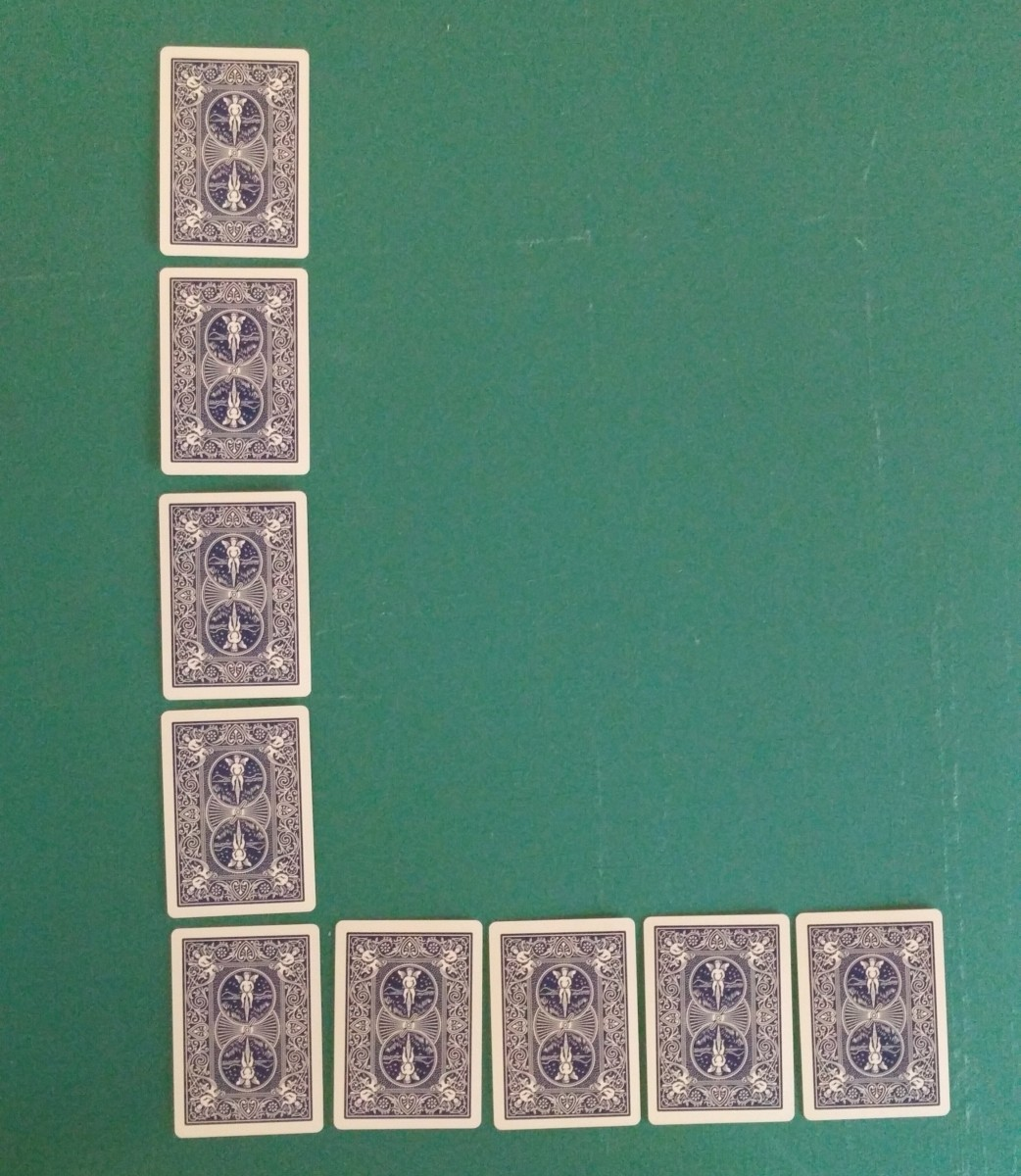 Starting Board for This 3–2 Variation