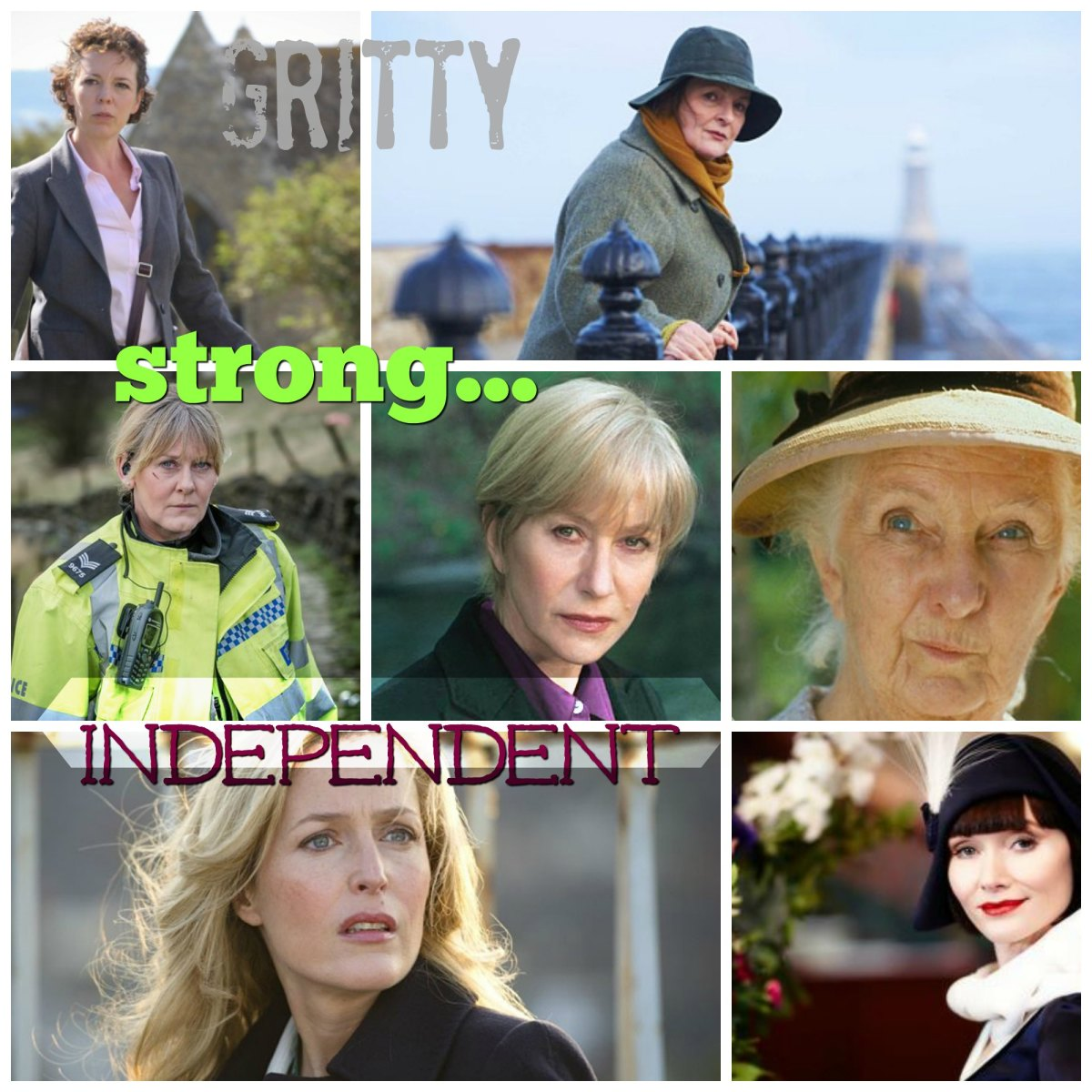 Best British Female Centric Detective Shows: Gritty, Independent, Surprisingly Strong