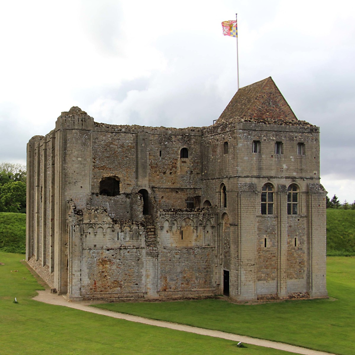 The Adventures of a 21st-Century Neurotic in Medieval Norfolk