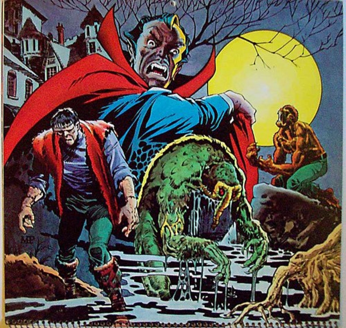 Who are the Silver Screen Monsters of the Marvel Universe?