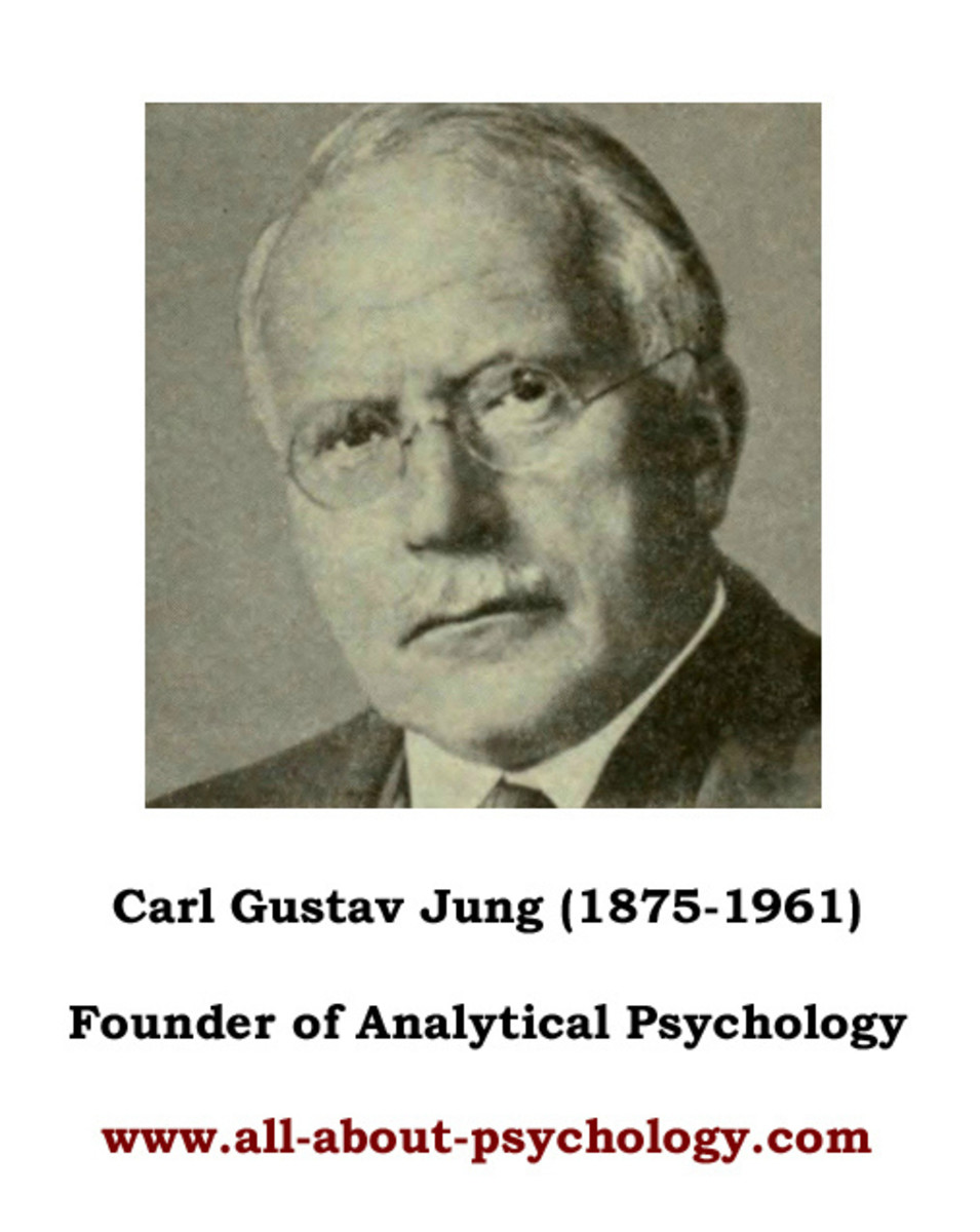 My Analytical Theory Based On Carl Jung's Analytical Psychology