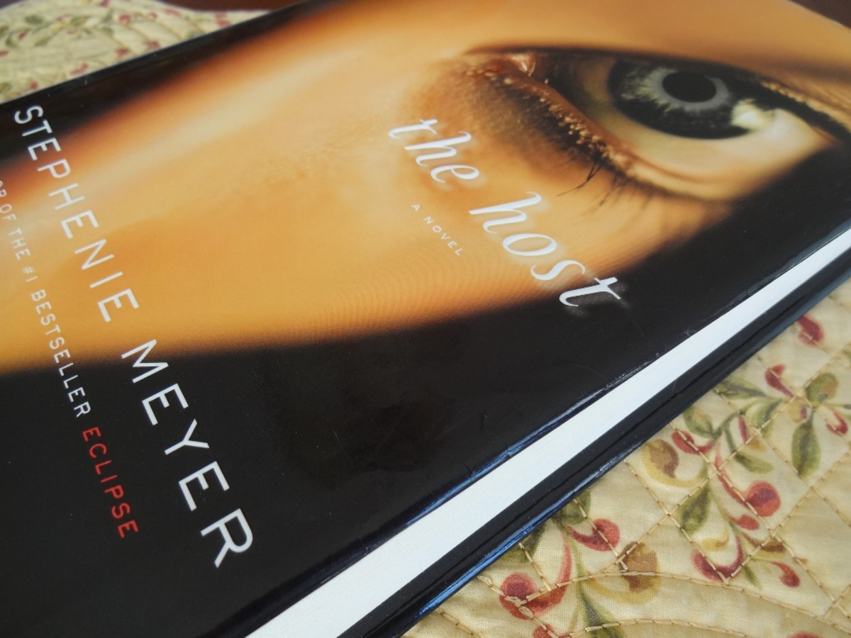 The Host by Stephenie Meyer, A Science Fiction Thriller