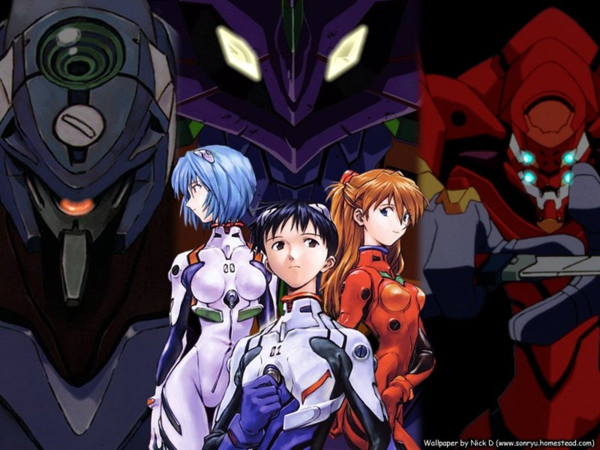 An Understanding of Why 'Evangelion' Is So Heavily Despised