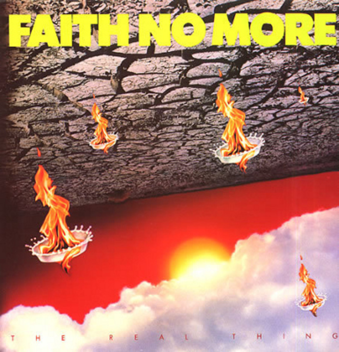 """Faith No More: """"The Real Thing (Deluxe Edition)"""" CD Review"""