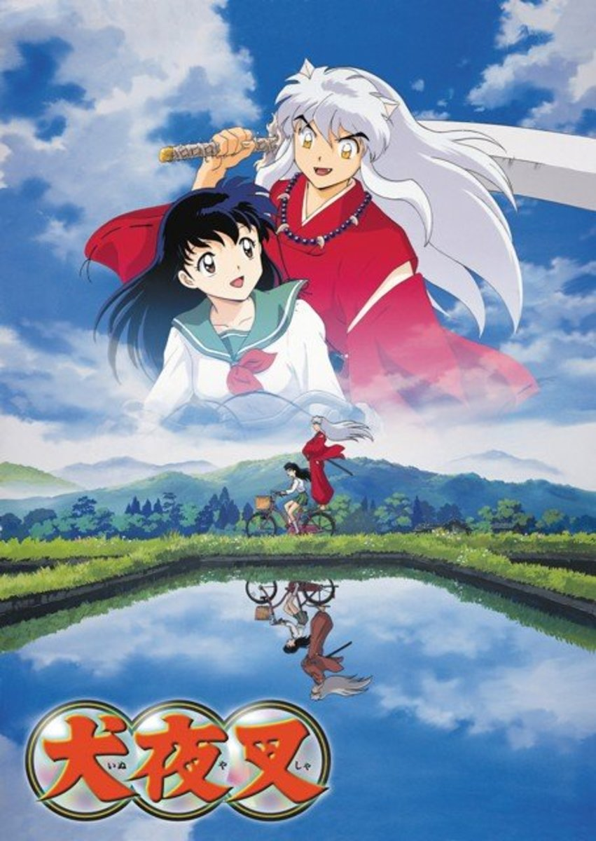 11 Anime Like Inuyasha