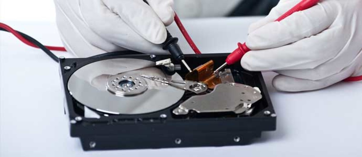Your hard drive is designed to give you clues when its close to failing.