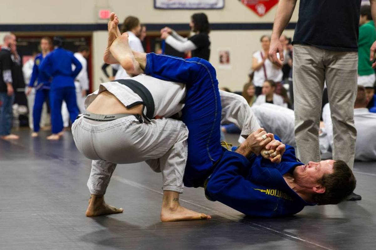 8 Alternative Finishes from the Triangle Choke Position in BJJ